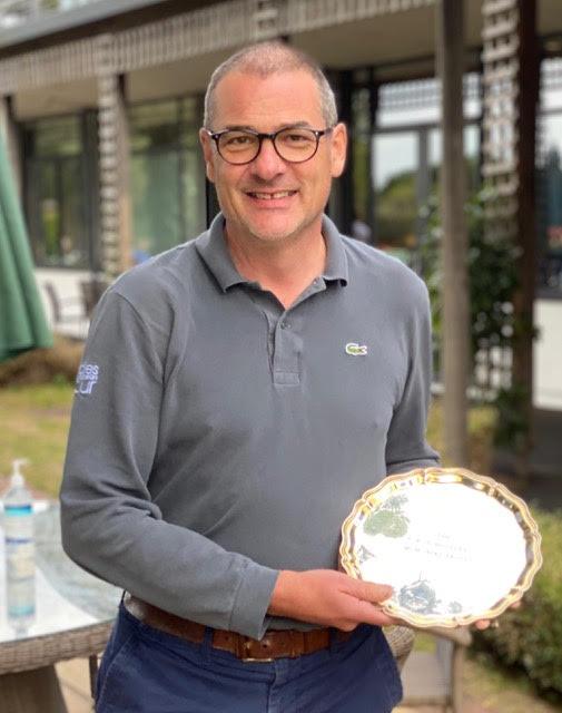 Iain Carter Captures 2020 Ron Moseley Memorial Trophy At Royal Mid Surrey