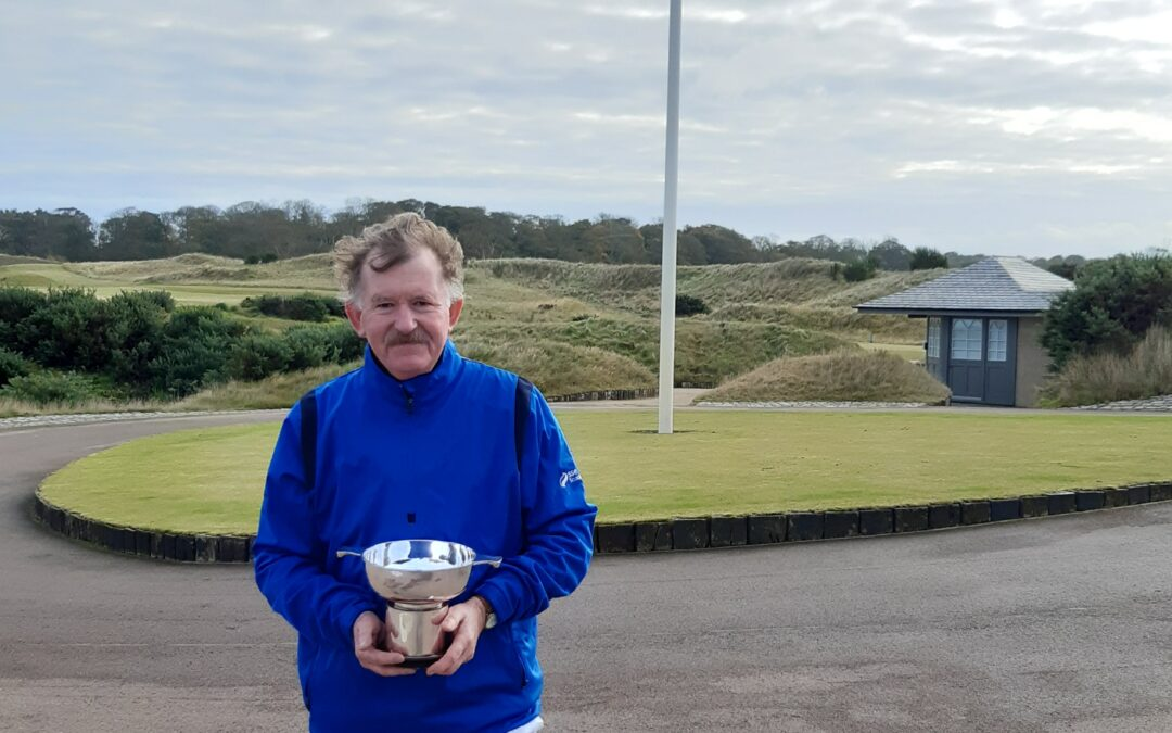 ETIQUS – AGW Golfer Of The Year Post Renton Laidlaw Quaich – Edwards Leads The Way