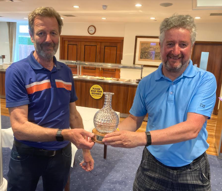 Colin Harding Wins Michael Williams Hogget At Walton Heath