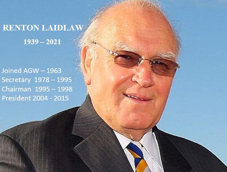 Renton Laidlaw Tributes (1939 – 2021)