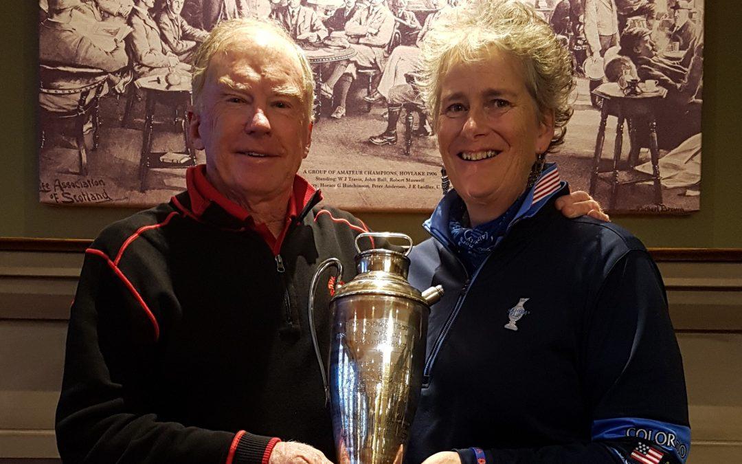 Patricia Davies Creates AGW History – Four Golf Writers Championship Titles In Three Different Decades