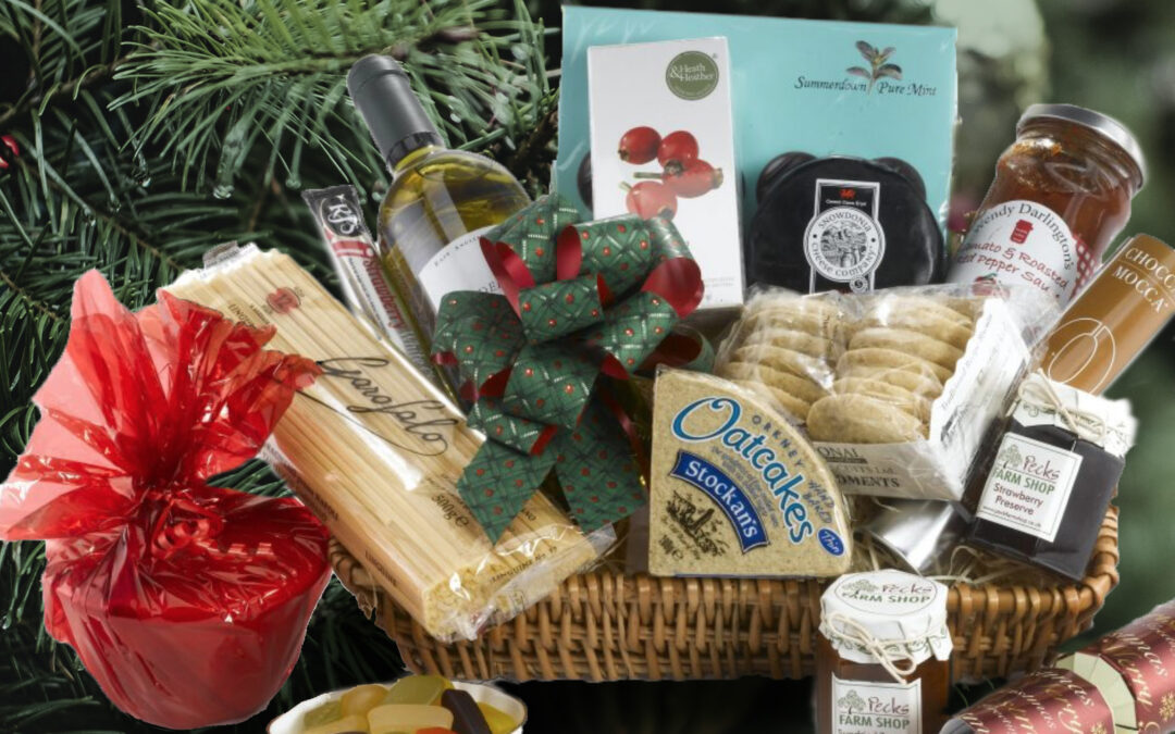 AGW 2020 Christmas Hampers – Thank You & Best Wishes Notes