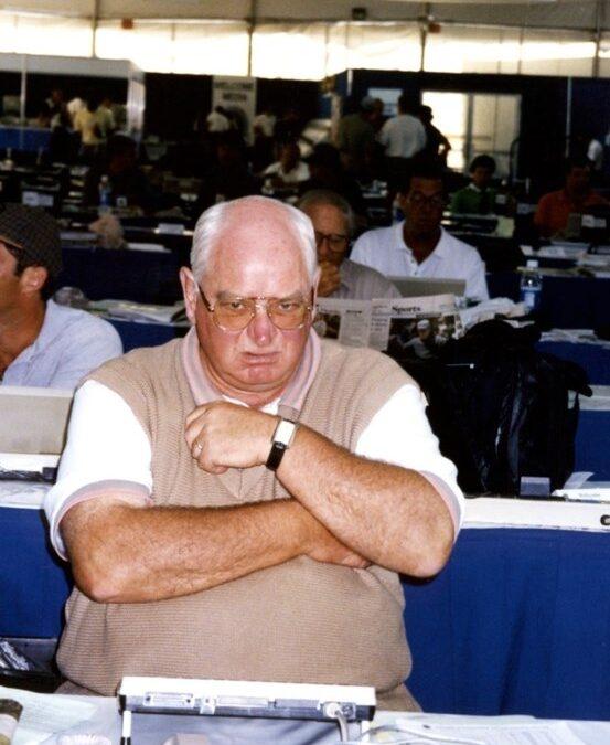 Dai Davies – AGW Member 1968 – 2008