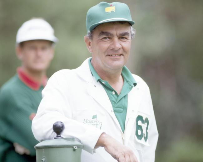 Dave 'Muzzie' Musgrove – AGW Tributes Following The Passing Of The Popular English Caddy.