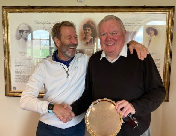 Turner Emerges At Delamere Forest With Ron Moseley Trophy