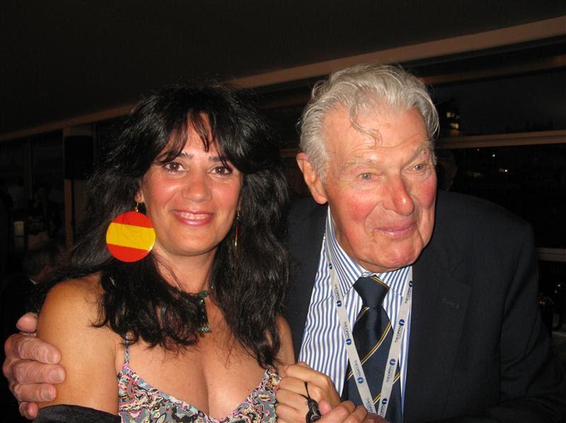 Isobel Trillo and John Jacobs