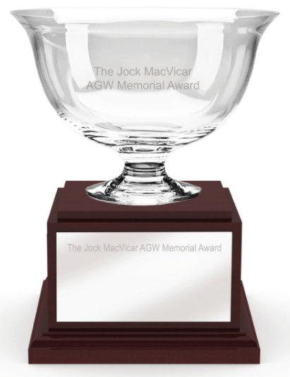 Jock MacVicar AGW Memorial Award Now A Part of Scottish Open