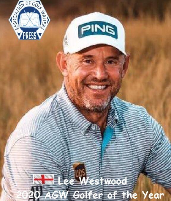 Lee Westwood Wins AGW Golf Writers                                                                                                            Trophy Record Fourth Time