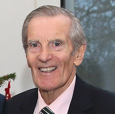 Tributes To Mark Wilson (1927-2018) – Former Chairman, AGW