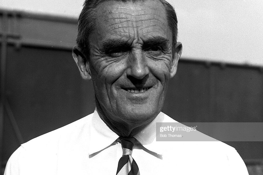 Pat Ward-Thomas – AGW Member 1951 – 1982