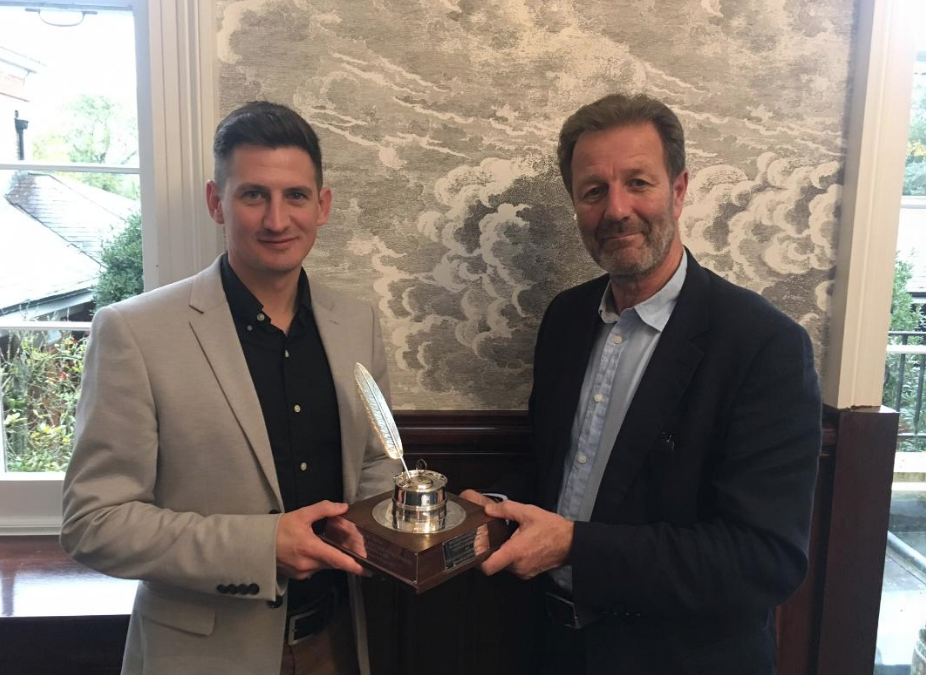 Golf Foundation Retain Chesterfield Trophy With One Point Triumph Over AGW