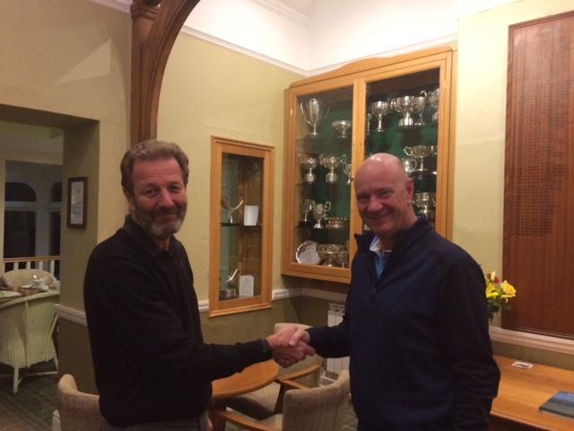 Rob Perkins Follows Tiger To Create AGW Golfing History – Winning All Five AGW Titles.