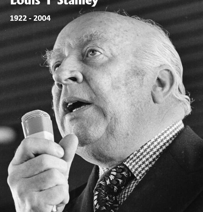 Louis T Stanley – AGW Member 1948 – 2004