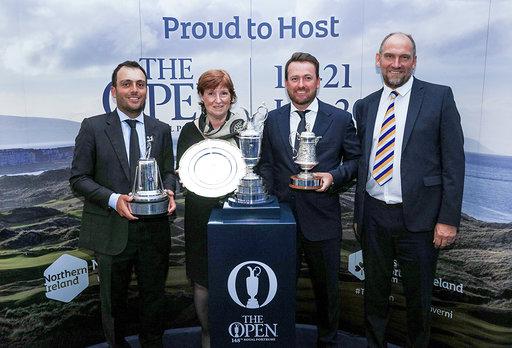 AGW Annual Dinner Kick Starts Very Special Royal Portrush Open Championship Week.