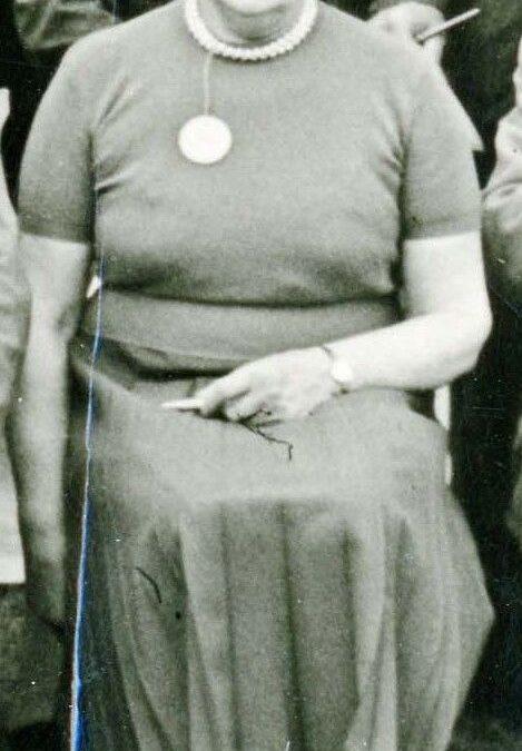 Betty Debenham – AGW Member (1938 – ?)