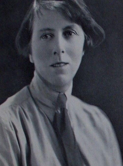 Eleanor E. Helm – AGW Member 1938 – 1967