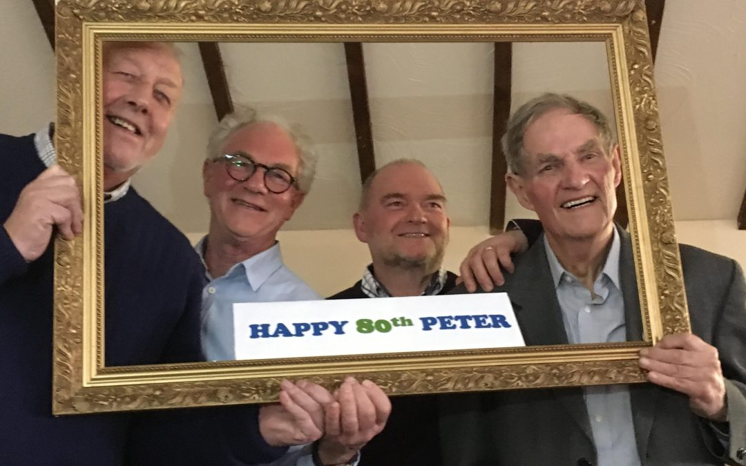 Peter Godsiff Celebrates 80th Birthday … AGW Members Pay Tribute.